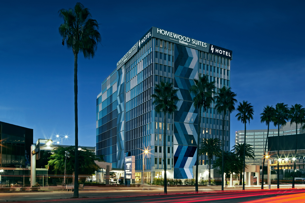 Homewood Suites LAX & H Hotel Los Angeles